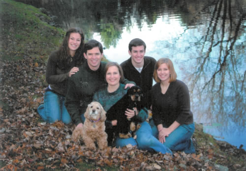 The Bodeau Family